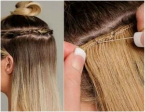 Hair Extension Methods